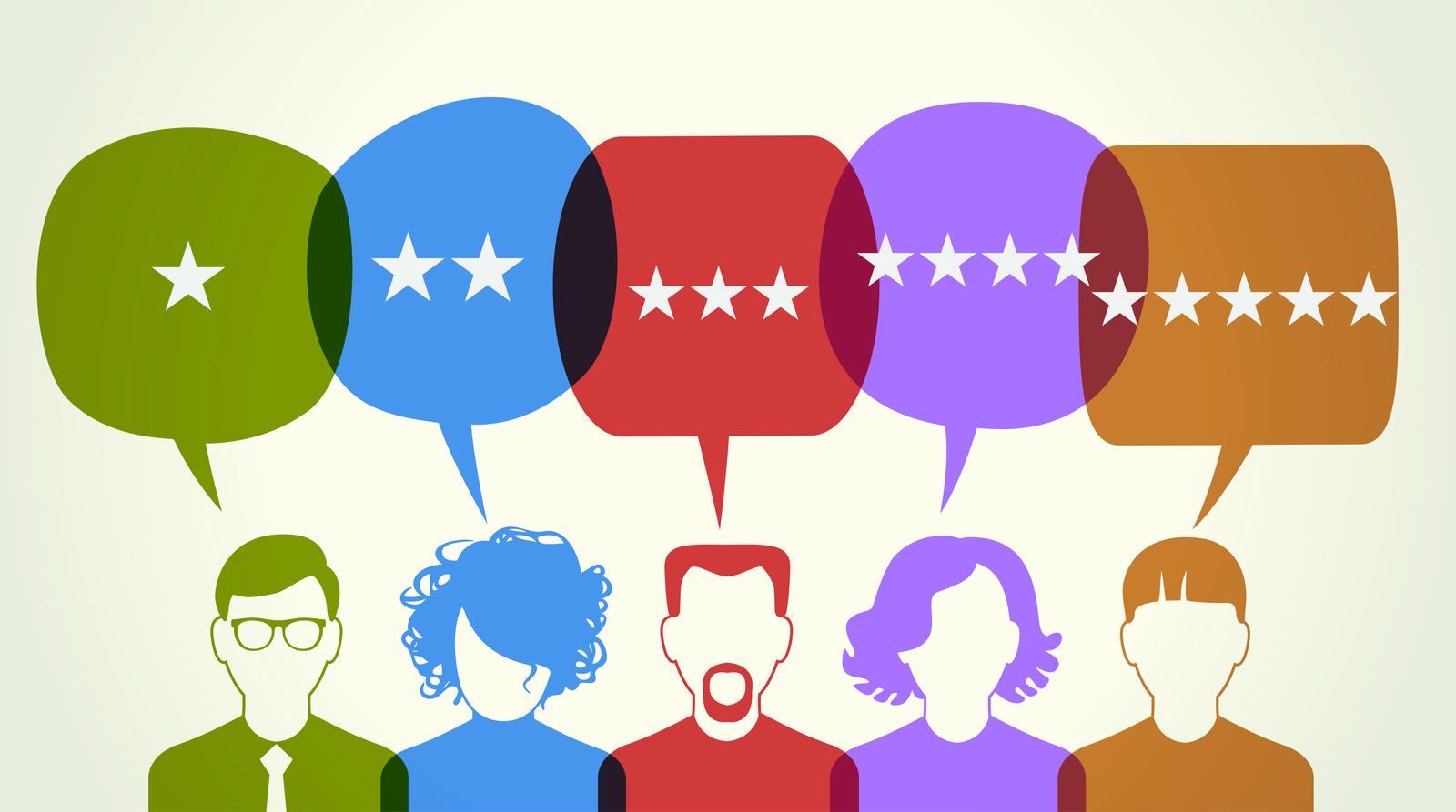 Как правильно работать с негативными отзывами